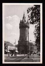 052R  AK   Ansichtskarte  Frankfurt am Main  Eschenheimer Turm