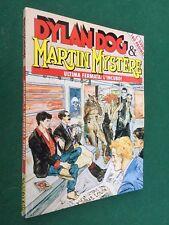DYLAN DOG & MARTIN MYSTERE - ULTIMA FERMATA L'INCUBO Bonelli (1990) OTTIMO
