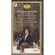 Claudio Abbado / Wiener Philharmoniker VHS Neujahrskonzert In Wien 1991 - Concer