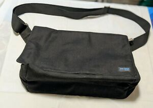 Jack Spade Men's Site Messenger Bag GRAY computer size bag cross body case Large