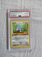 Pokemon Dratini - PSA 10 1st Edition Team Rocket Set 53/82 - Gem Mint WOTC