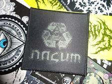Nasum Patch Grindcore Metal Xysma