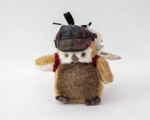 Boyds Lester McHootle plush owl