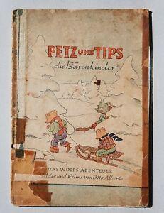 Pets und Tips die Bärenkinder - Buch - Zustand: schlecht