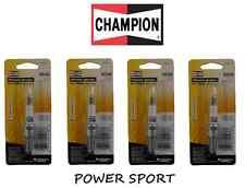 CHAMPION 4 CANDELE 8698 POWERSPORT PER HONDA CBR XX BLACBIRD 1100 2001 2002