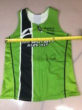 Mt Borah Womens Tri Triathlon Top Large L (6910-38)