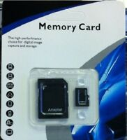 64GB Micro SD SDXC HC TF Flash Memory Card Class 10 For Camera Smartphone Tablet