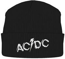 AC/Dc 'Powerage' Beanie Hat - NEW & OFFICIAL!