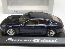 1/43 Herpa Porsche Panamera 4S diesel dunkelblau metallic WAP0207230G