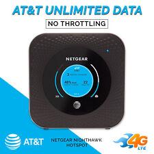 Netgear Nighthawk MR1100  & Enterprise Unlimited Data Plan