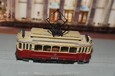 71079 Kleinserie H0 Strassenbahn Tram Triebwagen Hamburg - Handarbeitsmodell