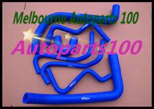 HOLDEN COMMODORE VT & VX 3.8L V6 97 98 99 00 01 02 SILICONE RADIATOR HOSE BLUE