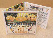 Live At The Cornbury Music Festival 2013 2-CD set Imelda May Jack Savoretti