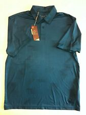 Under Armour New Performance Sector Print Golf Polo Men's Size Large 0827