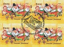 Finland 2005 Used - Christmas - Designed by Mauri Kunnas - First Day Cancel