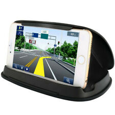 Car Center Console PDA GPS Phone Mount Holder Anti-sunshine Anti-slip Silicone