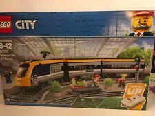 LEGO City 60197 Passenger Train New Sealed