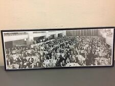 "Magicians S.A.M. 1952 Convention Photograph 28""x10' Milbourne Christopher& more"
