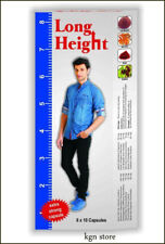 2 Pack- Long Height Herbal Capsules For Increase Height Grow Supplement (Unisex)