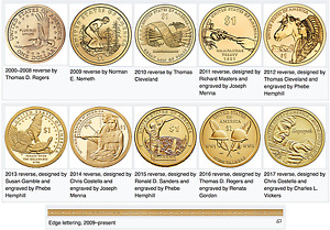 2000-2021 Sacagawea Native American Dollar Coins Choice of Year Prot Caps Opt