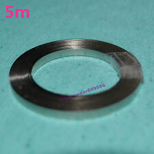 5m 3X0.15T Pure Ni plate Nickel strip tape for battery welding pack assembly DIY