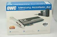 OWC MERCURY ACCELSIOR 480GB SOLID STATE DRIVE PCI EXPRESS