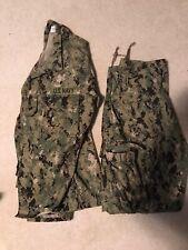 Us Navy Type Iiii Nwu Uniform Set, Med-Long, Nwot