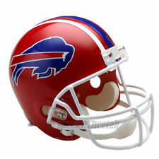 BUFFALO BILLS 87-01 THROWBACK NFL FULL SIZE REPLICA FOOTBALL HELMET