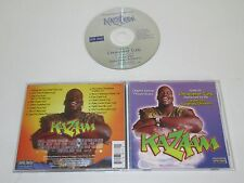 CHRISTOPHER TYNG/KAZAAM - OMP SCORE(SUPER TRACKS MUSIC GROUP STCD 877) CD ALBUM