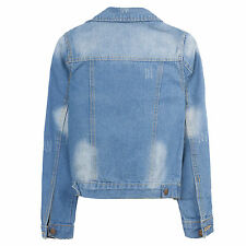 Women's Denim Coats and Jackets