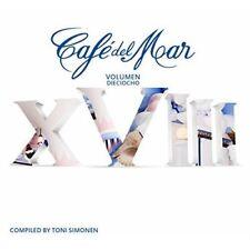 Cafe del Mar 18 2CDs 2012 Gelka Ganga Afterlife Bent