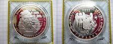 RARE 2012 Ukraine 10 UAH PROOF 1 OZ Silver Petro Kalnyshevsky-box-mintage 5000