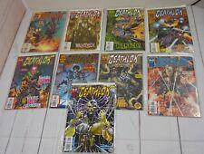 Deathlok #1-8 (1999) Marvel Comics Lot of 9 Comics