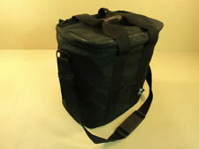 West Ridge Designs Large Padded Carry Case Bag CPU Size Black Nylon