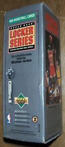 NBA Basketball cards Locker Series 2 of 6 Upper Deck  Michael Jordan NEW