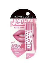 100 % Maybelline Baby Lips Pink Lolita 4 gm Free Shipping