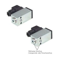Druckschalter mit IG oder Flanschmontage, bis 400 bar, Druck, Sensor, Ventil