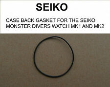 SEIKO MONSTER DIVER CASE BACK GASKET JAPAN MADE 7S26 4R36 MK1 MK2