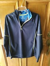 Free Country Ultimate Comfort Half Zip Medium Long Sleeve