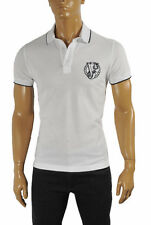 VERSACE JEANS Men's Polo Shirt with front embroidery 173 Size XL