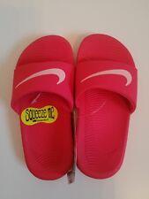 ae7ce6968d1ba New Nike Kawa Kid Girls Slide Sandals Pink Coral Size 2Y