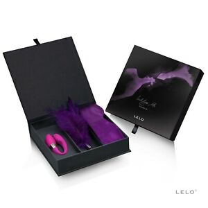 Pleasure Set LELO Indulge Me - Blindfold, Feather Teaser and Couples Massager