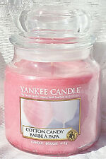 Yankee Candle COTTON CANDY Jar CANDLE 14.5 oz BRAND NEW HTF