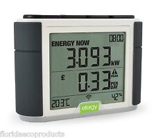 Efergy Elite Wireless Electricity Monitor USA & CA includes 2 x 200A CT sensors