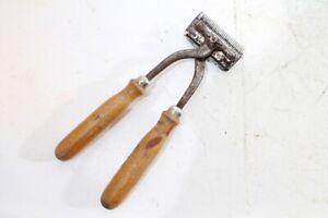 Nice Old Handtrimmer Hand Shearing Machine Fur Tierpflege Scissors Vintage