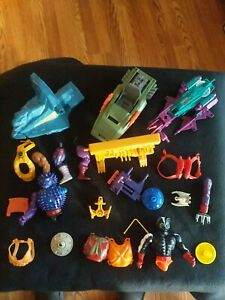 Original He-Man  Accessory + Parts Lot  Preowned