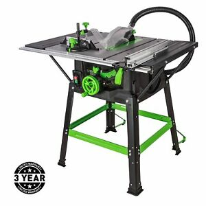Evolution FURY5-S 255mm Multi Material Table Saw 240V