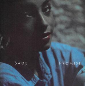 SADE ~ Promise ~ 1985 UK Epic label FIRST PRESSING 9-trk vinyl LP ~ N.MINT VINYL
