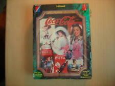 COCA-COLA Premium Collect-A-Card Trading Cards NIB 1995