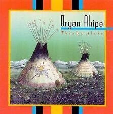 FREE US SHIP. on ANY 3+ CDs! ~Used,Good CD Bryan Akipa: Thunderflute